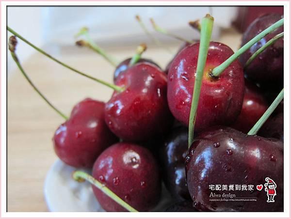 果夏GrowShop!華盛頓空運紅白櫻桃,口感好細緻,甜到心坎裡-40.jpg