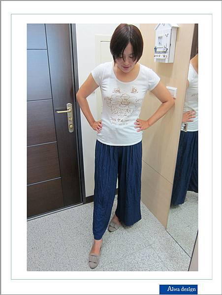 《依櫥 》日韓服飾美妝代購,棉花糖女孩寬褲這樣穿-18.jpg