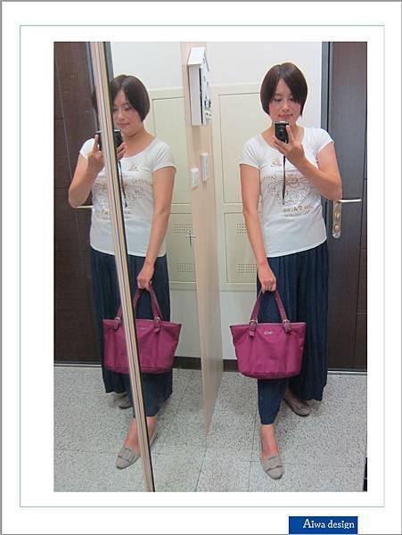《依櫥 》日韓服飾美妝代購,棉花糖女孩寬褲這樣穿-20.jpg