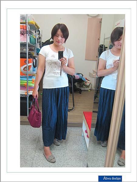 《依櫥 》日韓服飾美妝代購,棉花糖女孩寬褲這樣穿-22.jpg