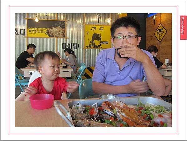 《新竹美食》【OMAYA春川炒雞】人氣高CP的「釜山巨無霸海鮮盆」每一口都是滿足的鮮甜甘美-17.jpg