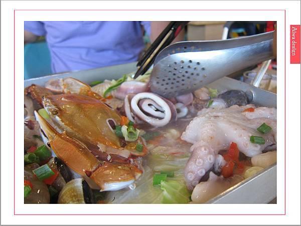 《新竹美食》【OMAYA春川炒雞】人氣高CP的「釜山巨無霸海鮮盆」每一口都是滿足的鮮甜甘美-19.jpg