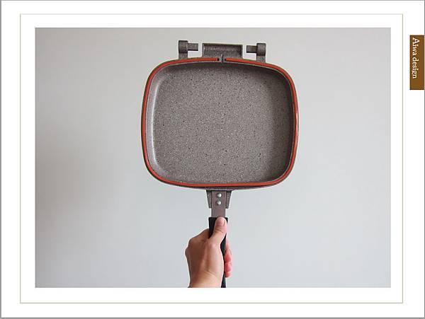 固鋼鍋具《義大利CUOCO》韓國原裝Pandora 's box盒型熱循環不沾雙面煎烤鍋-07.jpg