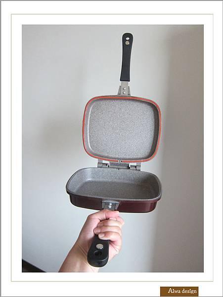 固鋼鍋具《義大利CUOCO》韓國原裝Pandora 's box盒型熱循環不沾雙面煎烤鍋-14.jpg