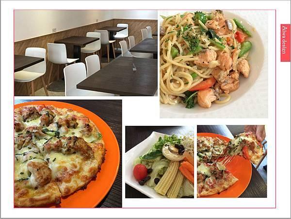 大份量、超好吃、很平價、選材用心、用料實在的《Casamia義式餐廳》-41