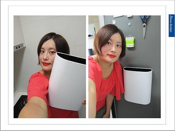 日本製造!磁石置物桶,質感出眾,設計簡約,不占空間,直接吸附在金屬上家具上【Siigma】-13.jpg