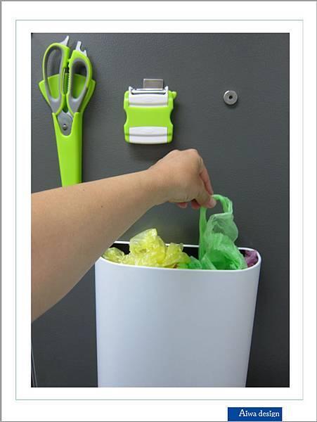日本製造!磁石置物桶,質感出眾,設計簡約,不占空間,直接吸附在金屬上家具上【Siigma】-16.jpg