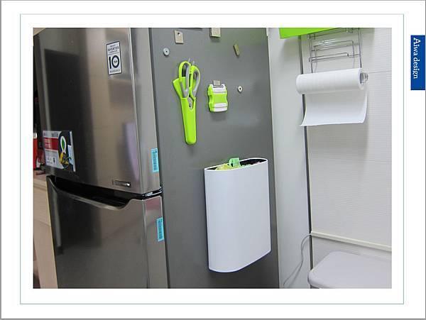 日本製造!磁石置物桶,質感出眾,設計簡約,不占空間,直接吸附在金屬上家具上【Siigma】-19.jpg