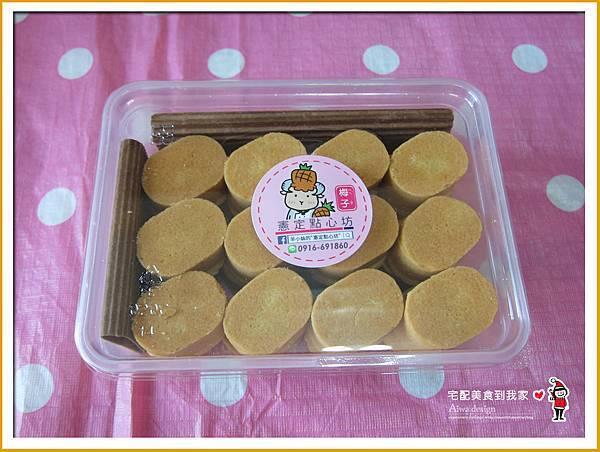 憲定點心坊,鳳梨酥+一口酥+手工餅乾,口感香酥,用料實在,中秋節伴手禮推薦-22.jpg