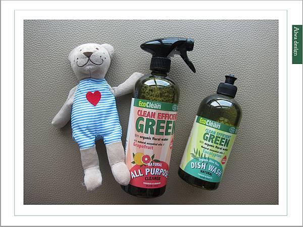 來自丹麥的Oui Organic唯有機,Eco Clean植萃精油洗碗萬用潔淨組-01.jpg