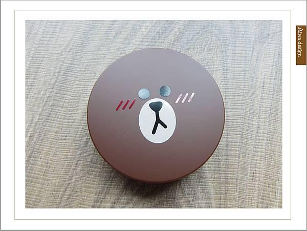 韓國 MISSHA╳LINE FRIENDS 氣墊腮紅,熊大超可愛-07.jpg