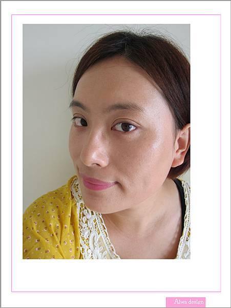 韓國 NEOGEN DERMALOGY多效亮顏美肌BC霜棒,搭配Miss Hana 花娜小姐 微醺漸層腮紅-20.jpg
