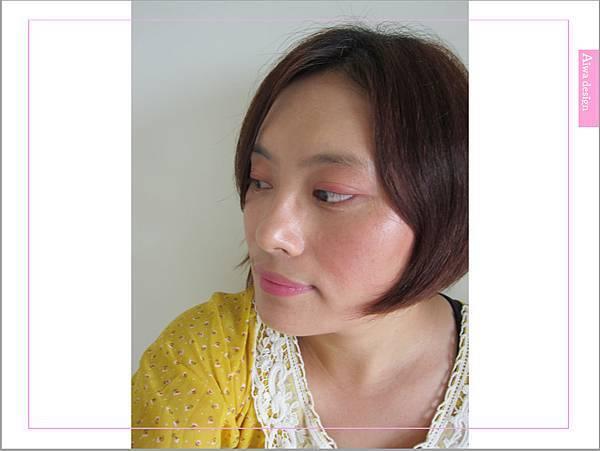 韓國 NEOGEN DERMALOGY多效亮顏美肌BC霜棒,搭配Miss Hana 花娜小姐 微醺漸層腮紅-23.jpg