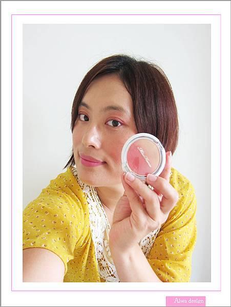 韓國 NEOGEN DERMALOGY多效亮顏美肌BC霜棒,搭配Miss Hana 花娜小姐 微醺漸層腮紅-24.jpg