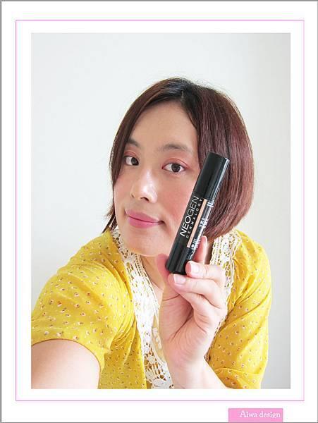 韓國 NEOGEN DERMALOGY多效亮顏美肌BC霜棒,搭配Miss Hana 花娜小姐 微醺漸層腮紅-25.jpg