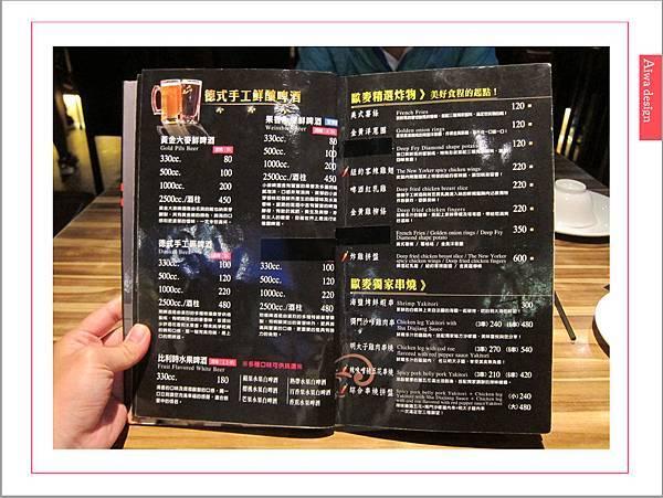 【竹北美食週記】歐麥主題餐廳!有夢想、有美食、有朋友、有啤酒-09.jpg