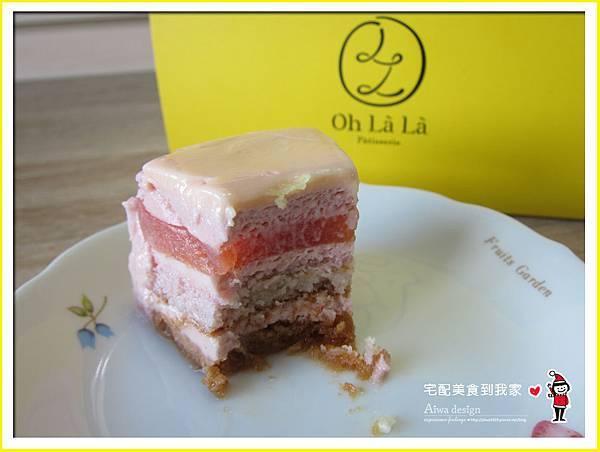 【Oh là là Pâtisserie】為人帶來幸福感的手工法式甜點專賣店-08.jpg