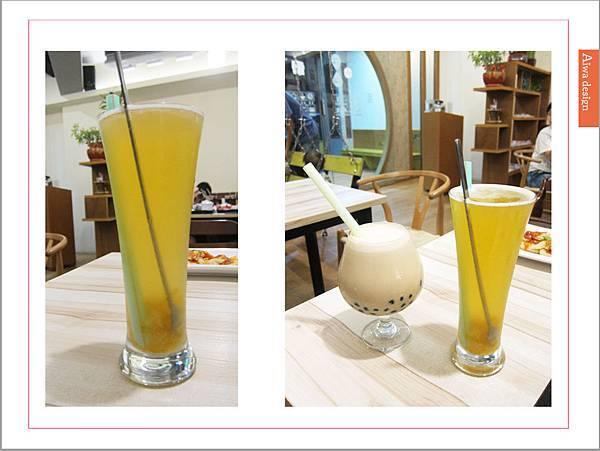 【竹東美食週記】茶自點複合式餐飲(竹東店)餐點種類豐富,環境寬敞舒適-20.jpg