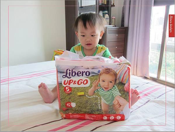 嬰兒尿布界的LV!瑞典Libero麗貝樂尿布❤超柔軟、不漏尿、好貼身-01.jpg