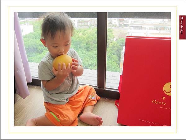 果夏GrowShop中秋節送禮推薦!有超甜的加州空運水蜜桃禮盒,韓國園黃梨+智利富士蘋果禮盒-13.jpg