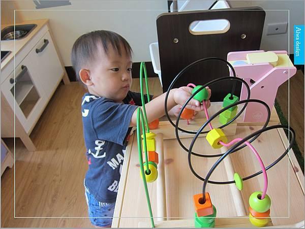 《新竹親子景點推薦》【火車親子樂園】寶貝快樂玩耍、微笑做DIY的親子餐廳-23.jpg
