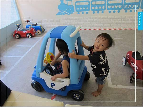 《新竹親子景點推薦》【火車親子樂園】寶貝快樂玩耍、微笑做DIY的親子餐廳-26.jpg
