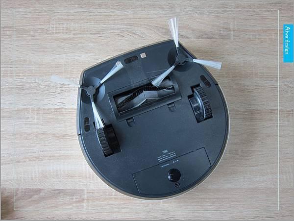 【居家好物】ZEBOT智小兔負離子掃地機器人-37