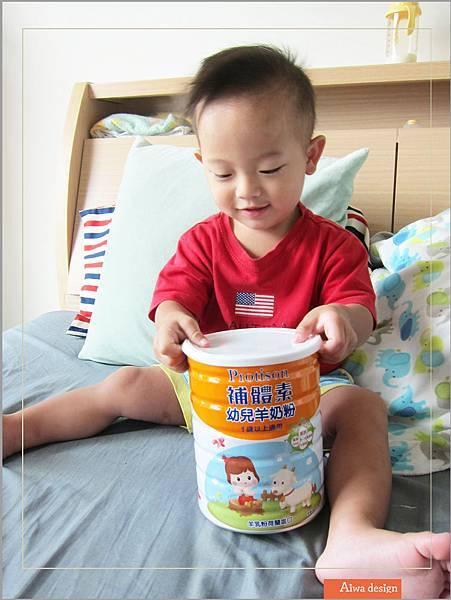 《思耐得:補體素幼兒羊奶粉》給孩子溫和補給,健康打底-14