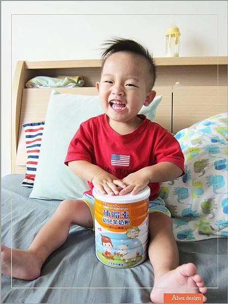 《思耐得:補體素幼兒羊奶粉》給孩子溫和補給,健康打底-13