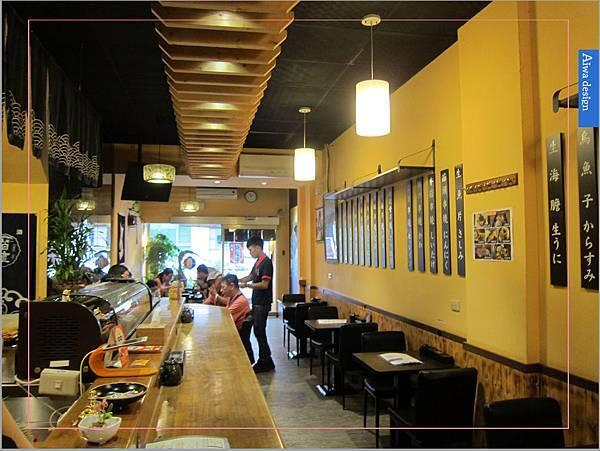 平價日式料理《銀川日式料理》近新竹火車站,停車方便,口味道地,食材好新鮮-03.jpg