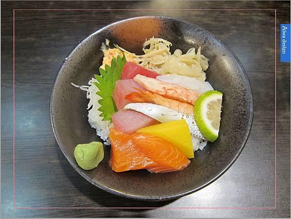 平價日式料理《銀川日式料理》近新竹火車站,停車方便,口味道地,食材好新鮮-10.jpg