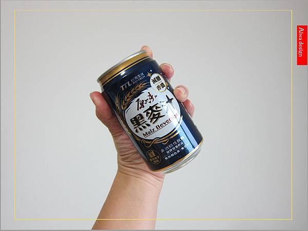 享受窈窕不怕胖的聰明首選!台酒原味和薑汁黑麥汁,香醇口感暢快滿足-18.jpg