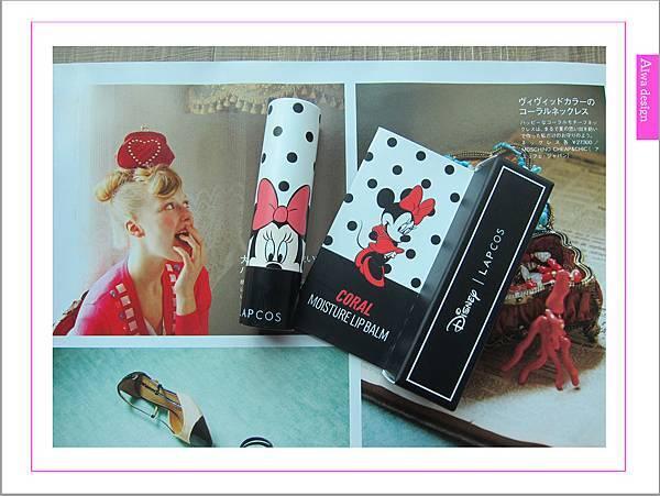 韓國 LAPCOS x Disney 迪士尼聯名維他命E保濕潤唇膏+超顯色LED奶油唇膏-03.jpg