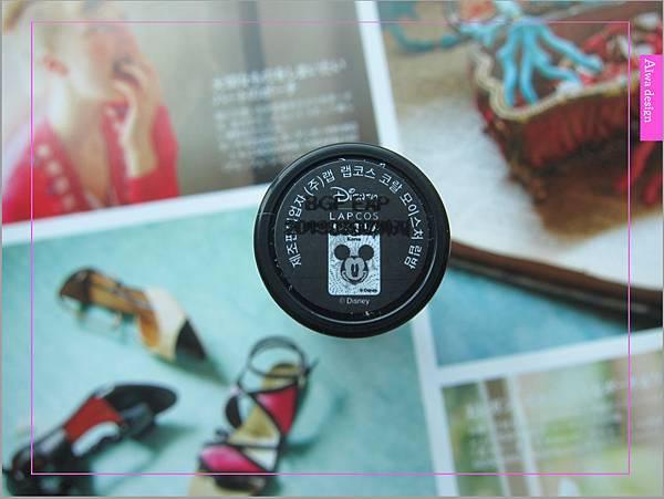 韓國 LAPCOS x Disney 迪士尼聯名維他命E保濕潤唇膏+超顯色LED奶油唇膏-04.jpg
