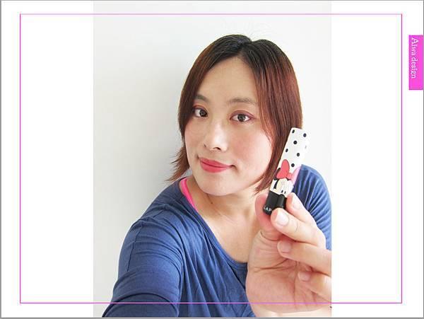 韓國 LAPCOS x Disney 迪士尼聯名維他命E保濕潤唇膏+超顯色LED奶油唇膏-09.jpg