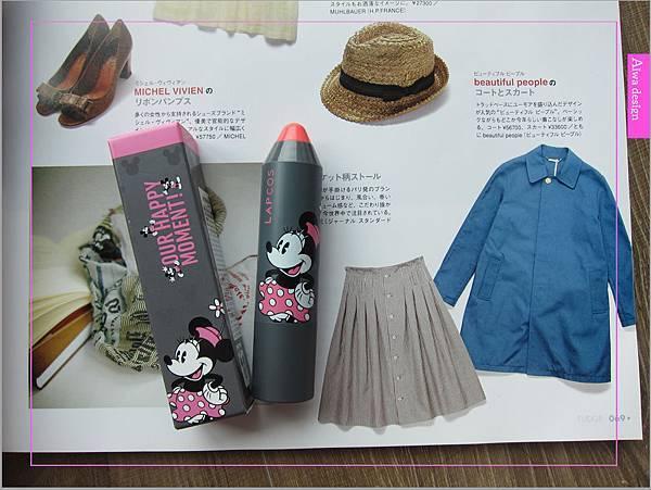 韓國 LAPCOS x Disney 迪士尼聯名維他命E保濕潤唇膏+超顯色LED奶油唇膏-11.jpg