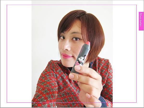 韓國 LAPCOS x Disney 迪士尼聯名維他命E保濕潤唇膏+超顯色LED奶油唇膏-19.jpg