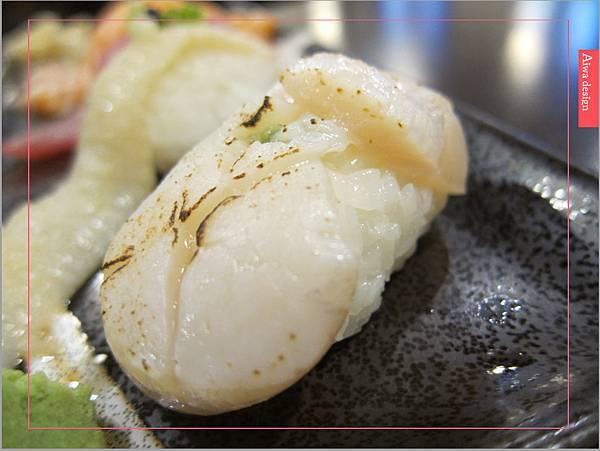 真心不騙!值得一吃的元鮨壽司,肥嫩生魚片,鮮甜味擋不住-03.jpg