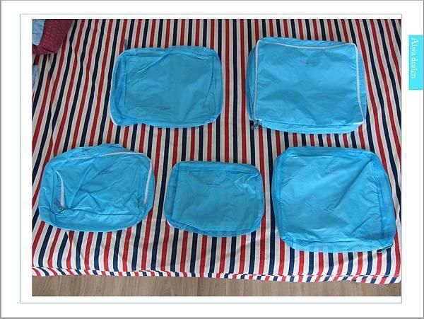 【居家收納】韓國旅行五件組行李箱衣物分類收納整理袋,外出旅行小幫手-01.jpg