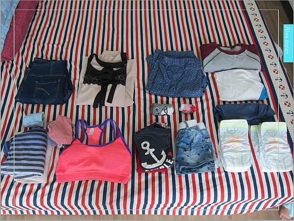 【居家收納】韓國旅行五件組行李箱衣物分類收納整理袋,外出旅行小幫手-04.jpg