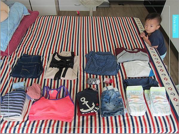 【居家收納】韓國旅行五件組行李箱衣物分類收納整理袋,外出旅行小幫手-05.jpg