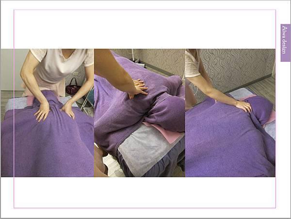 【竹北按摩SPA】緹維絲美妍舒活館,背部紓壓放鬆護理,針對肌肉紋理進行深層手技,上焦放鬆護理,能消除疲勞,紓解筋骨痠痛-33.jpg