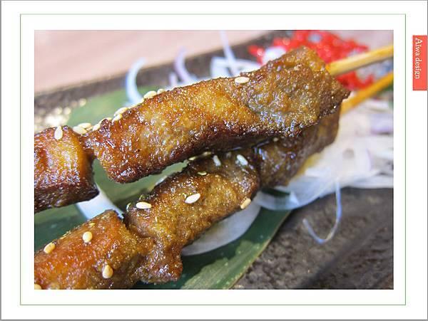 【竹北美食週記】東街日式料理,超霸氣的厚切生魚片!限量膠原蛋白明蝦雙人火鍋,鮮甜味擋不住-30.jpg