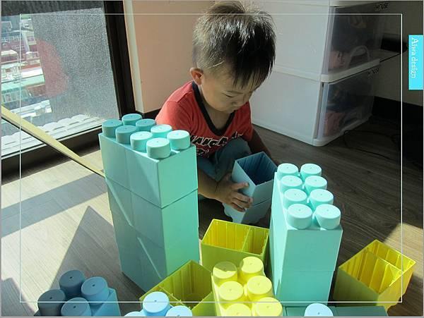 【無毒兒童玩具】Bei'sBaby貝斯寶貝,好玩的益智積木,尺寸巨大,安全輕巧,顏色粉嫩,增進親子互動-08.jpg