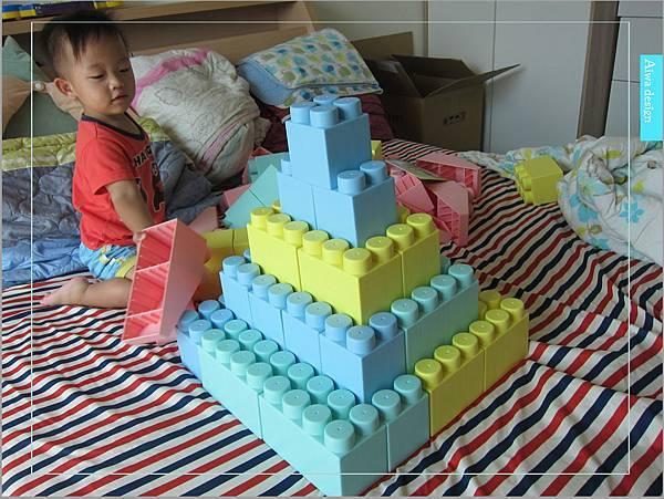 【無毒兒童玩具】Bei'sBaby貝斯寶貝,好玩的益智積木,尺寸巨大,安全輕巧,顏色粉嫩,增進親子互動-10.jpg
