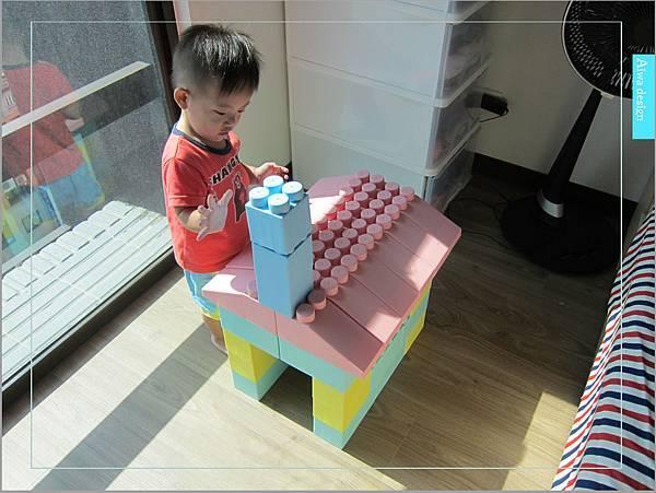 【無毒兒童玩具】Bei'sBaby貝斯寶貝,好玩的益智積木,尺寸巨大,安全輕巧,顏色粉嫩,增進親子互動-16.jpg