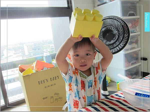 【無毒兒童玩具】Bei'sBaby貝斯寶貝,好玩的益智積木,尺寸巨大,安全輕巧,顏色粉嫩,增進親子互動-22.jpg