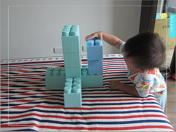 【無毒兒童玩具】Bei'sBaby貝斯寶貝,好玩的益智積木,尺寸巨大,安全輕巧,顏色粉嫩,增進親子互動-23.jpg