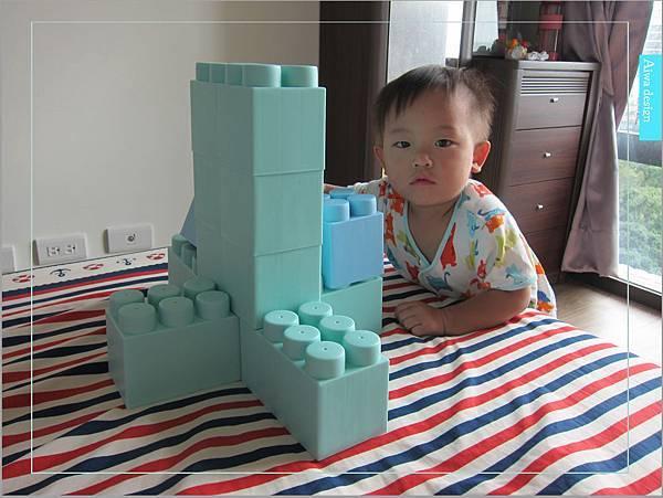 【無毒兒童玩具】Bei'sBaby貝斯寶貝,好玩的益智積木,尺寸巨大,安全輕巧,顏色粉嫩,增進親子互動-24.jpg