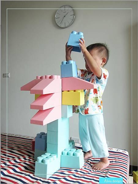 【無毒兒童玩具】Bei'sBaby貝斯寶貝,好玩的益智積木,尺寸巨大,安全輕巧,顏色粉嫩,增進親子互動-27.jpg